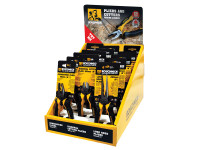 Roughneck ROUCOMB1CDU Roughneck Pliers Counter Display 14 Piece | Toolden