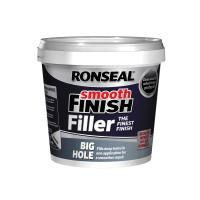 Ronseal RSLBHF12L Smooth Finish Big Hole Filler 1.2 litre | Toolden