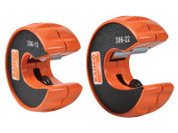 Bahco 306 PACK Pipe Slice Cutter Twin Pack 15mm & 22mm