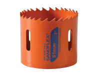 Bahco 3830-51-VIP Bi-Metal Variable Pitch Holesaw 51mm| Toolden