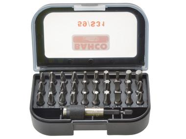 Bahco 59/S31 31 Piece Bit Set PH / PZ /TX | Toolden