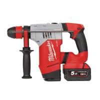Milwaukee M18CHPX-502X 18v 2x5.0ah Li-Ion SDS Plus Hammer Drill  | Toolden