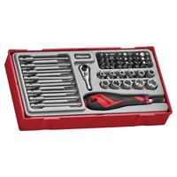 Teng Tools TTMDQ49 Bits Driver Set 49 Pieces