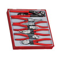 Teng Tools TTD441 8 Piece Plier Set