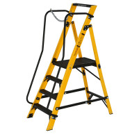 Youngman 30090418 Megastep 4 Tread Step Ladder | Toolden