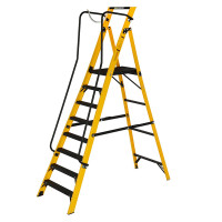 Youngman 30090818 Megastep 8 Tread Step Ladder | Toolden