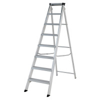 Youngman 30899618 Stepladder 8 Tread Builders Step Ladder | Toolden