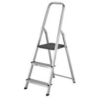 Youngman 35331218 Stepladder 3 Tread Atlas Step Ladder | Toolden