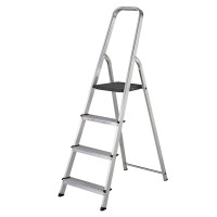 Youngman 35431218 Stepladder 4 Tread Atlas Step Ladder | Toolden