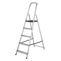 Youngman 35531218 Stepladder 5 Tread Atlas Step Ladder | Toolden