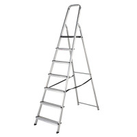 Youngman 35731218 Stepladder 7 Tread Atlas Step Ladder | Toolden