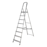Youngman 35831218 Stepladder 8 Tread Atlas Step Ladder | Toolden