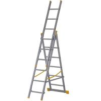 Youngman 34038118 Combi 100 Ladder 1.84m | Toolden