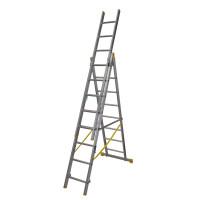 Youngman 34138118 Combi 100 Ladder 2.40m   Toolden
