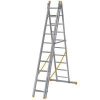 Youngman 34238118 Combi 100 Ladder 2.96m | Toolden