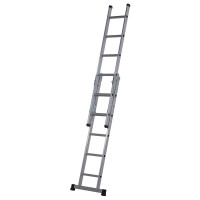 Youngman 5101318 Combination Ladder - 3 Way   Toolden