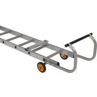 Youngman 57665200 Single Section Roof Ladder 4.24m | Toolden