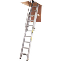 Youngman 30634000 Deluxe Loft Ladder | Toolden