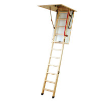 Youngman 34535000 Eco S Line Loft Ladder | Toolden
