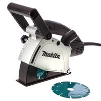 Makita SG1251J 240V 125mm Wall Chaser from Toolden