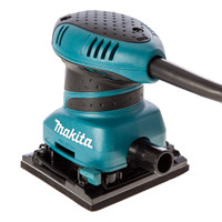Makita BO4555 240V 200w Palm Sander from Toolden