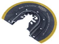 Faithfull Bi-Metal Tin Coated 87mm Radial Saw Blade | Toolden