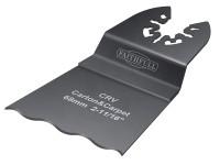Faithfull Multi-Functional Tool CRZ Serrated Wavy Edge Saw Blade 68mm