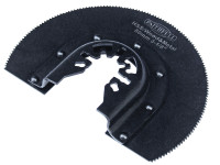 Faithfull Multi-Functional Tool HSS Radial Blade Wood-Metal 87mm