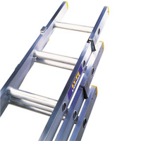Lyte ELT340 3 Section Push-Up Ladder from Toolden