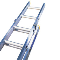 Lyte ELT240 2-Section Extension Ladder from Toolden