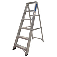 Lyte ESS8 Tread Swingback Ladder from Toolden