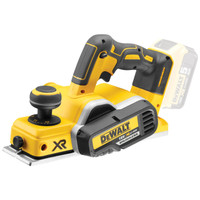 Dewalt DCP580N-XJ Brushless XR 18V 82MM Cordless Planer Body Only from Toolden.