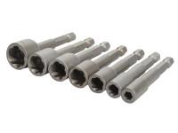 IRWIN T394100 Power Grip Screw Extractors Set of 7
