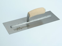 Marshalltown MXS73 Cement Trowel Wooden Handle 14 x 4.3/4in from Toolden.