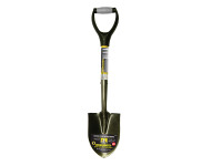 Roughneck Micro Shovel Round Point 685mm (27in) Handle