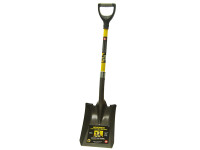 Roughneck Square Shovel 36 in D Handle
