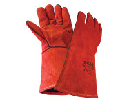 Scan Welder's Gauntlet - Red
