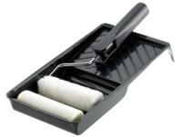 Stanley Tools Mini Roller Emulsion & Gloss Kit 100mm (4in)