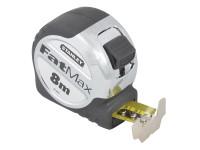 Stanley Tools FatMax Tape Measure 8m (Width 32mm)