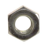 M10 Bright Zinc Hex Nuts Din 934 | Toolden