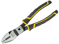 Stanley Tools FatMax Compound Action Combination Pliers 215mm (8.1/3in)| Toolden