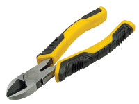 Stanley Tools ControlGrip? Diagonal Cutting Pliers 150mm| Toolden