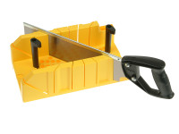 Stanley Tools Clamping Mitre Box & Saw