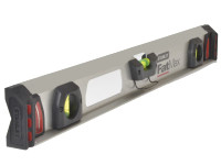 Stanley Tools FatMax I Beam Magnetic Level 3 Vial 200cm   Toolden