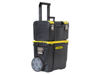 Stanley Tools 3-in-1 Mobile Work Centre | Toolden