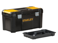 Stanley Tools Basic Toolbox with Organiser Top 32cm (12.1/2in)