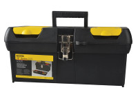 Stanley Tools Metal Latch Toolbox 41cm (16in)