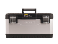 Stanley Tools Metal Plastic Toolbox 51cm (20in)