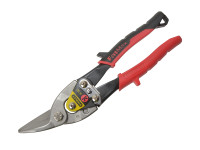 Stanley Tools Red Aviation Snip Left Cut 250mm