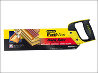 Stanley Tools FatMax Tenon Back Saw 360mm (14in) 11tpi